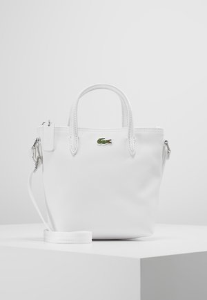 SHOPPING CROSS BAG - Käsilaukku - bright white