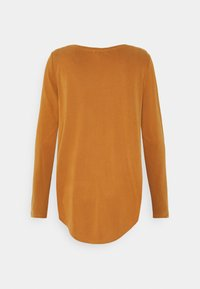 Esprit - Long sleeved top - rust brown - 1