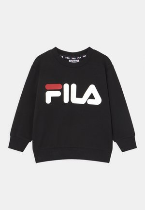 TIM LOGO CREW UNISEX - Sweater - black