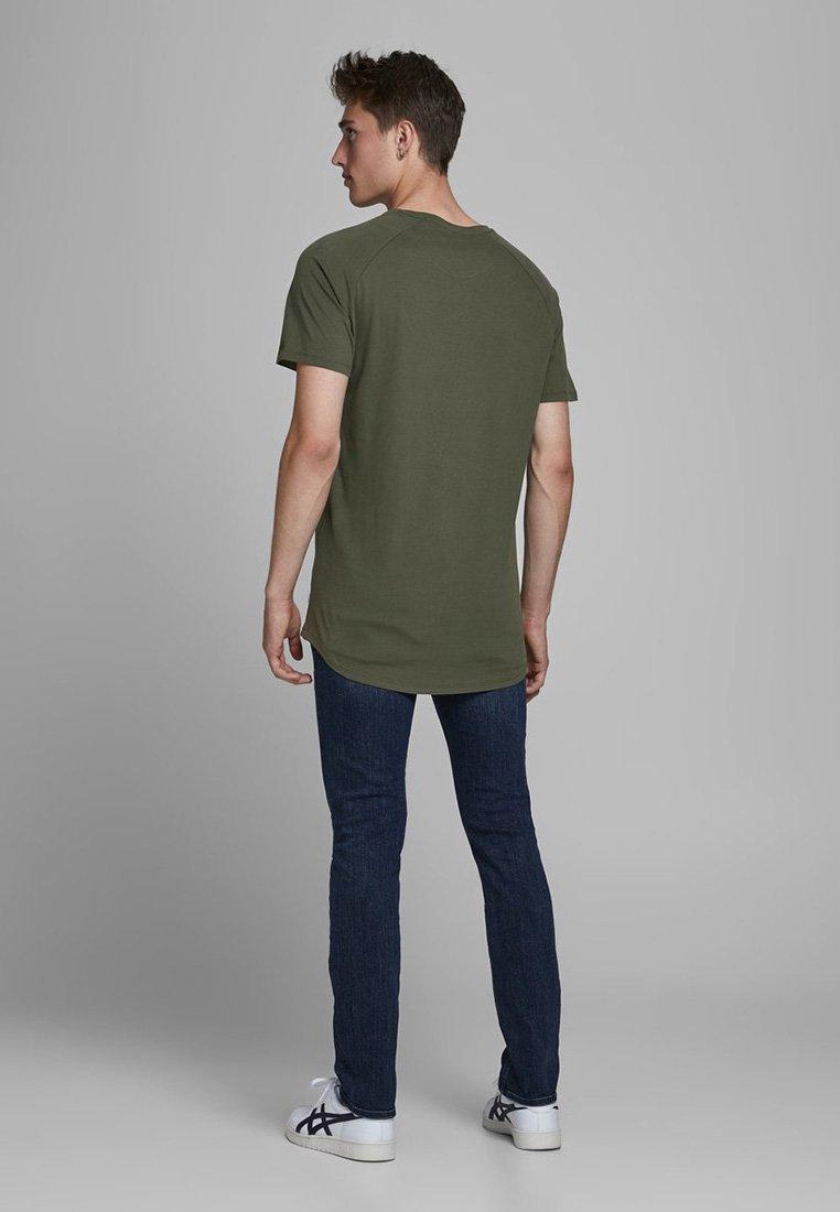 Jack & Jones O-NECK NOOS - Basic T-shirt - forest night ZbVhq
