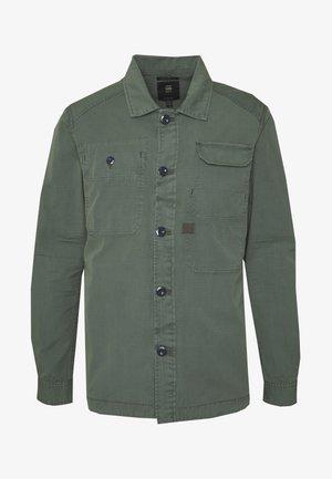 MULTIPOCKET STRAIGHT - Shirt - grey moss