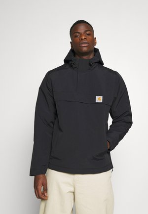 NIMBUS PULLOVER - Light jacket - black