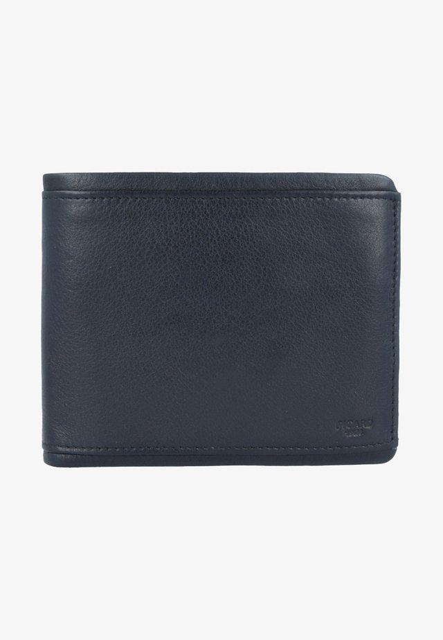Geldbörse - black gray