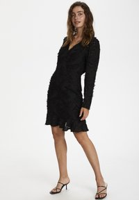Soaked in Luxury - SLLENNOX  - Cocktail dress / Party dress - black - 1