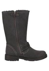 Lurchi - Winter boots - charcoal - 5