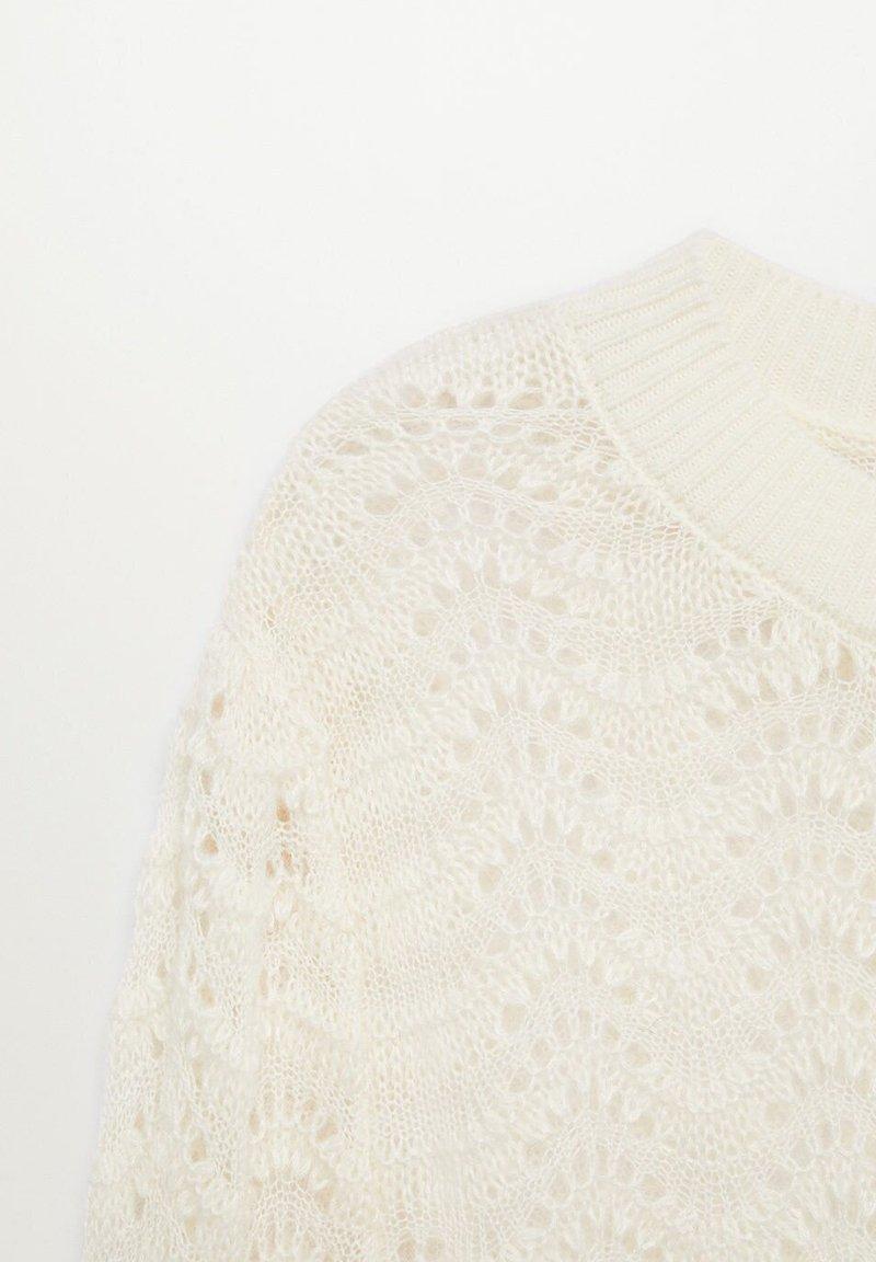 Mango TSUNAMI - Strickpullover - sandfarvet/beige 5JA5Mk