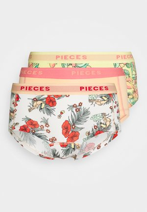 PCLOGO TROPIC 3 PACK - Briefs - prairie sunset