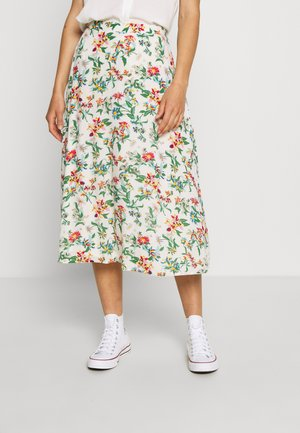 SUMMER MIDI SKIRT - A-line skirt - hawaii