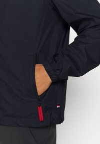 Luhta - KAUKAS - Hardshellová bunda - dark blue - 3