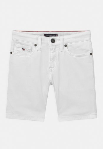 SPENCER - Shorts di jeans - bright white
