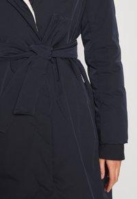 WEEKEND MaxMara - EGUALE - Down coat - blue marine - 7