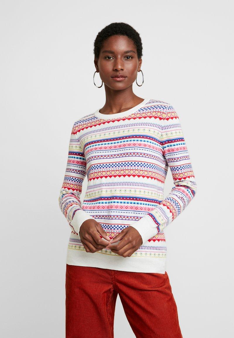 GAP - ALPINE - Stickad tröja - multi