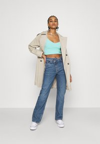 Weekday - SKEW - Jean flare - sea blue - 1