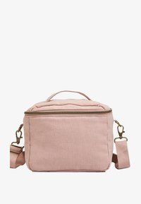 OYSHO - COOL BAG TO CARRY FOOD - Trousse - rose - 0