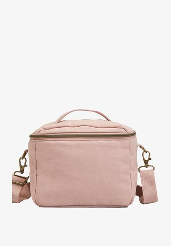 COOL BAG TO CARRY FOOD - Wash bag - rose