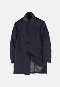 Engbers - Classic coat - blau - 6