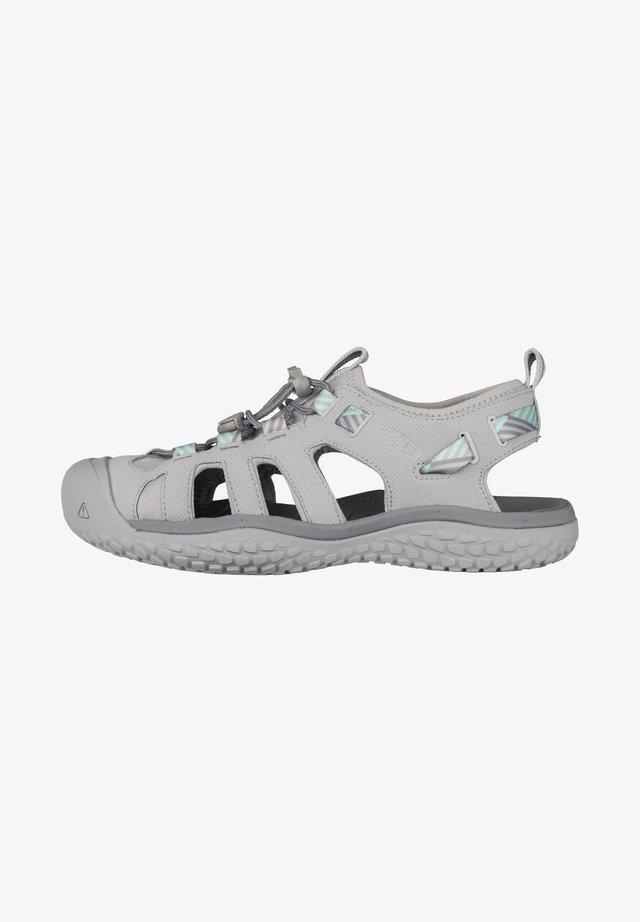 SOLR - Sandały trekkingowe - light grey