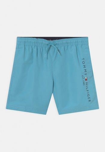 MEDIUM DRAWSTRING - Swimming shorts - blue