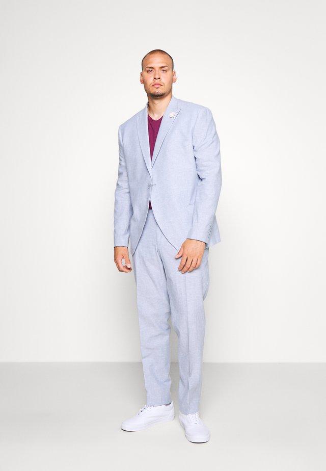 PLAIN WEDDING PLUS - Kostuum - blue