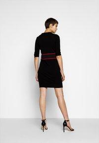 Love Moschino - Shift dress - black - 2