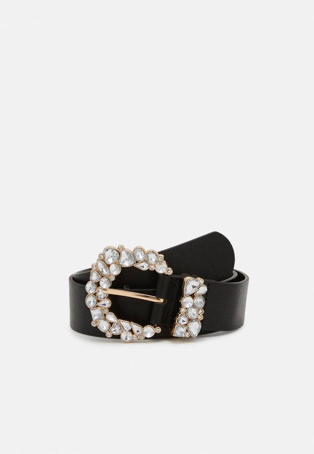 RONJA BELT - Cintura - black