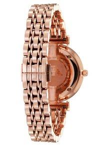 Emporio Armani - Uhr - roségold-coloured - 2
