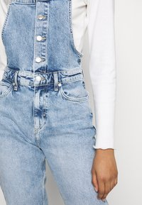 Free People - SHELBY OVERALL - Dungarees - blue - 5