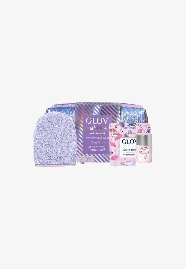 CRYSTAL CLEAR SET - Set de soins du visage - -