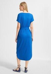 comma casual identity - Jersey dress - royal blue - 2