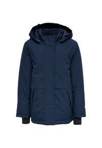 Hummel - URBAN JACKET  - Winter coat - black iris - 2