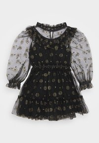 Cotton On - ALICE MCCALL LONG SLEEVE DRESS - Koktejlové šaty/ šaty na párty - black - 1
