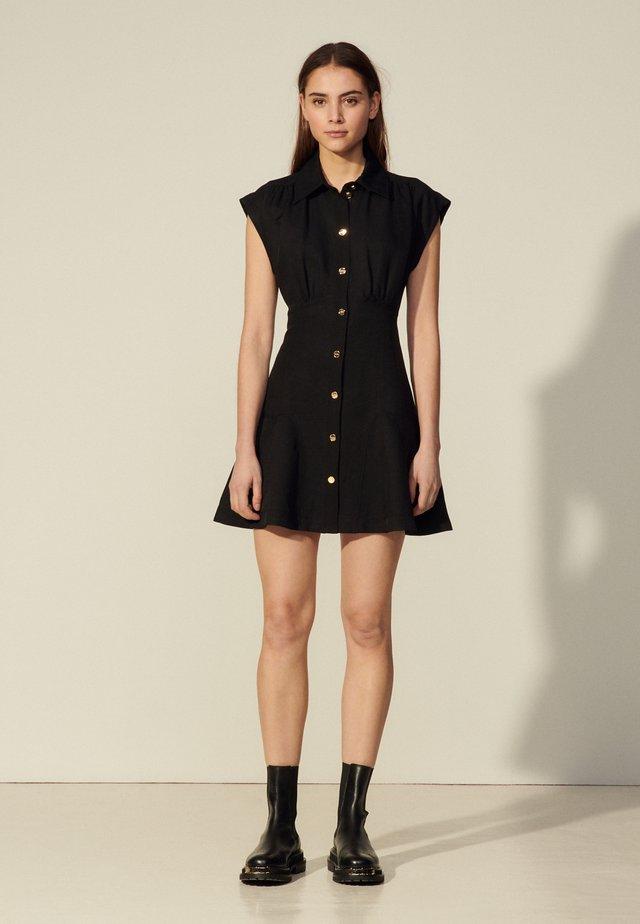 JOSEPHINE - Košilové šaty - noir