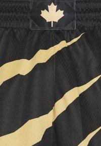 Nike Performance - NBA TORONTO RAPTORS CITY EDITION SWINGMAN SHORT - Article de supporter - black - 3
