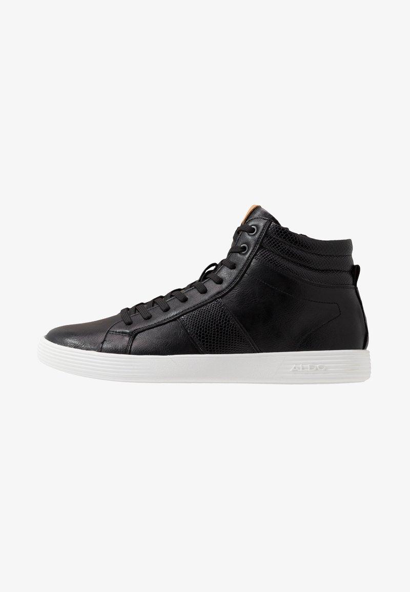 ALDO - GLENADIEN - Sneaker high - black