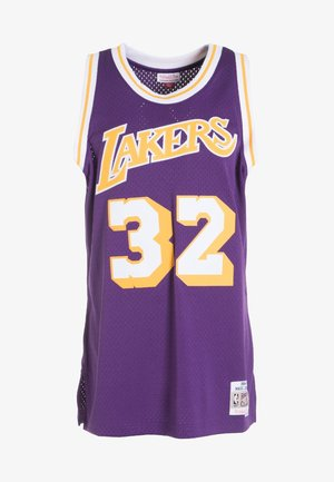 NBA SWINGMAN LA LAKERS MAGIC JOHNSON - T-shirt de sport - purple