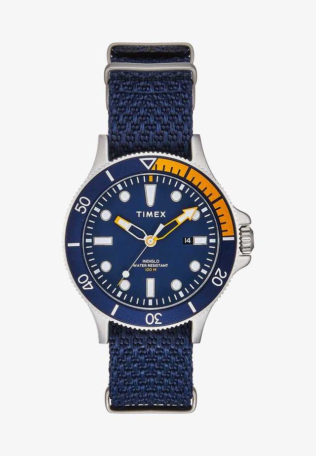 ALLIED COASTLINE 43 mm - Horloge - blue/yellow