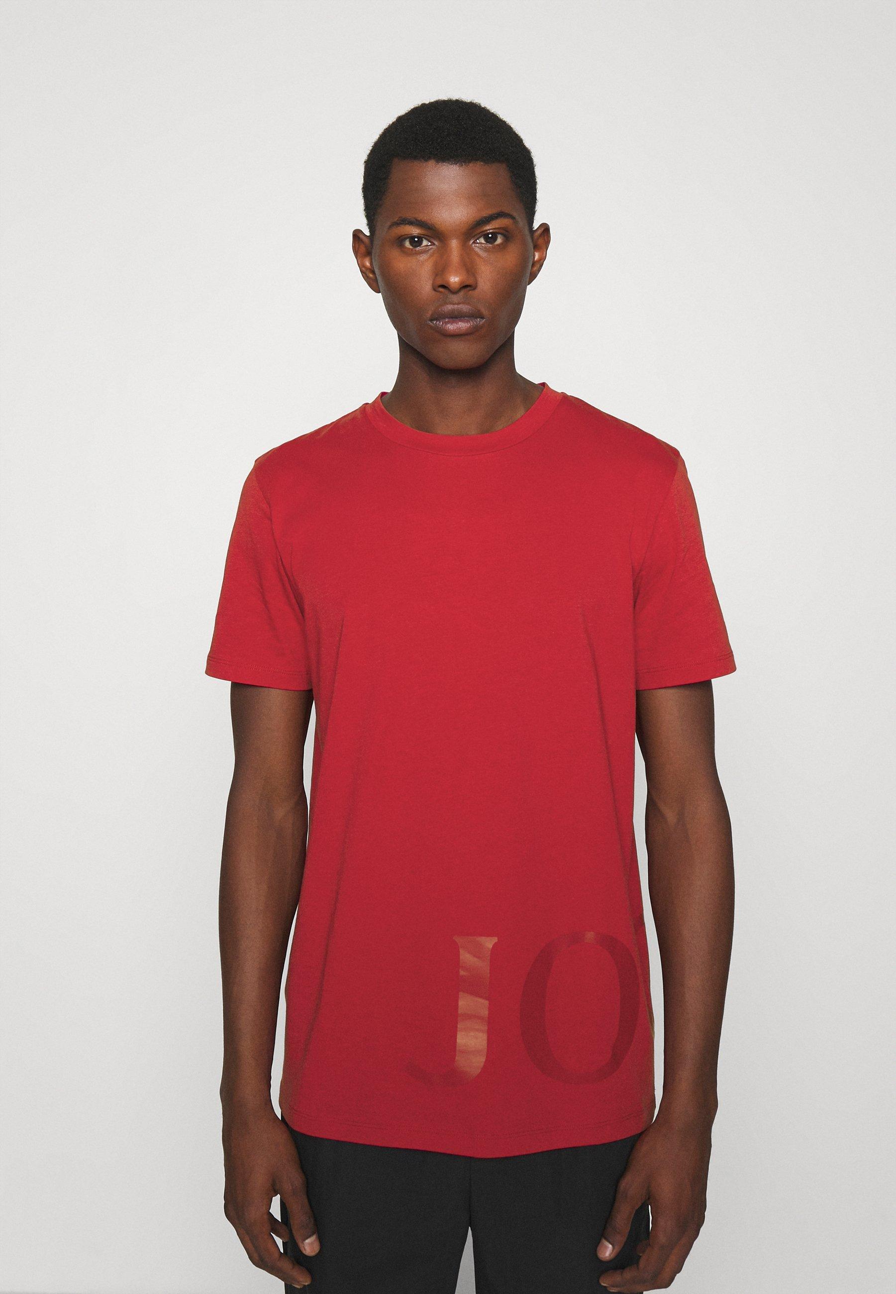 Men SABURO - Print T-shirt