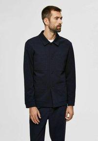 Selected Homme - Kavaj - navy blazer - 0