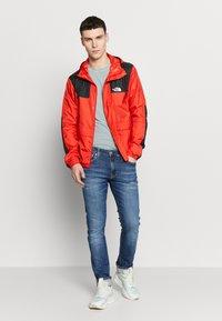 Calvin Klein Jeans - SLIM - Slim fit jeans - mid blue - 1