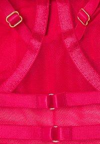 Playful Promises - EDDIE CROSSOVER BRA - Underwired bra - pink - 2