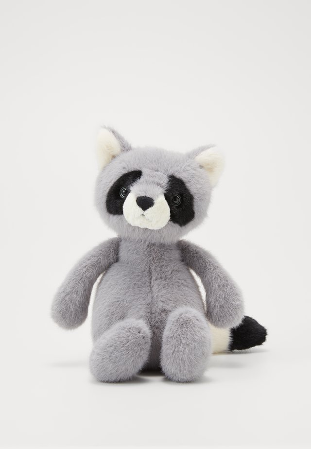 WHISPIT RACCOON - Cuddly toy - grey
