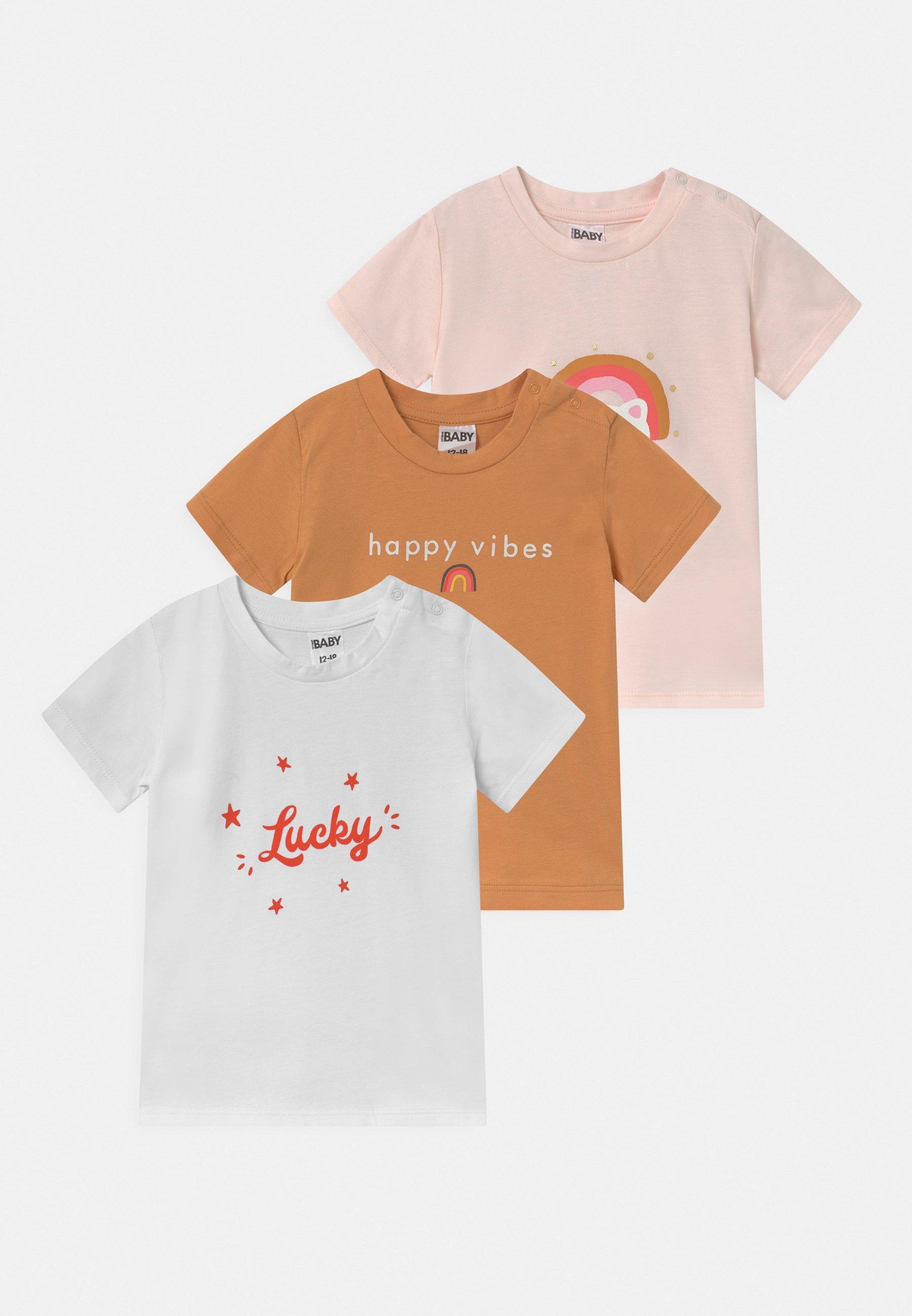 Kids JAMIE 3 PACK - Print T-shirt