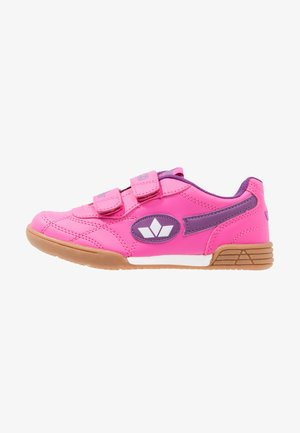 BERNIE  - Touch-strap shoes - pink/lila/weiß