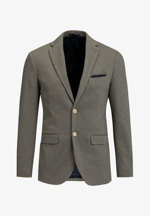 HEREN SLIM FIT  - Blazer jacket - olive green