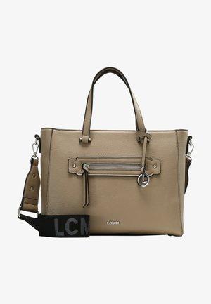HELLEN - Handbag - taupe