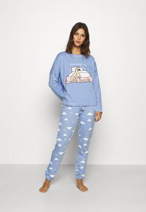 LAZY - Pyjama - blue