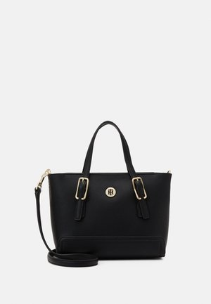 HONEY SMALL TOTE SET - Handbag - black