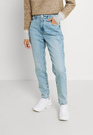 GOOD GIRL HIGH - Jeans Tapered Fit - blue