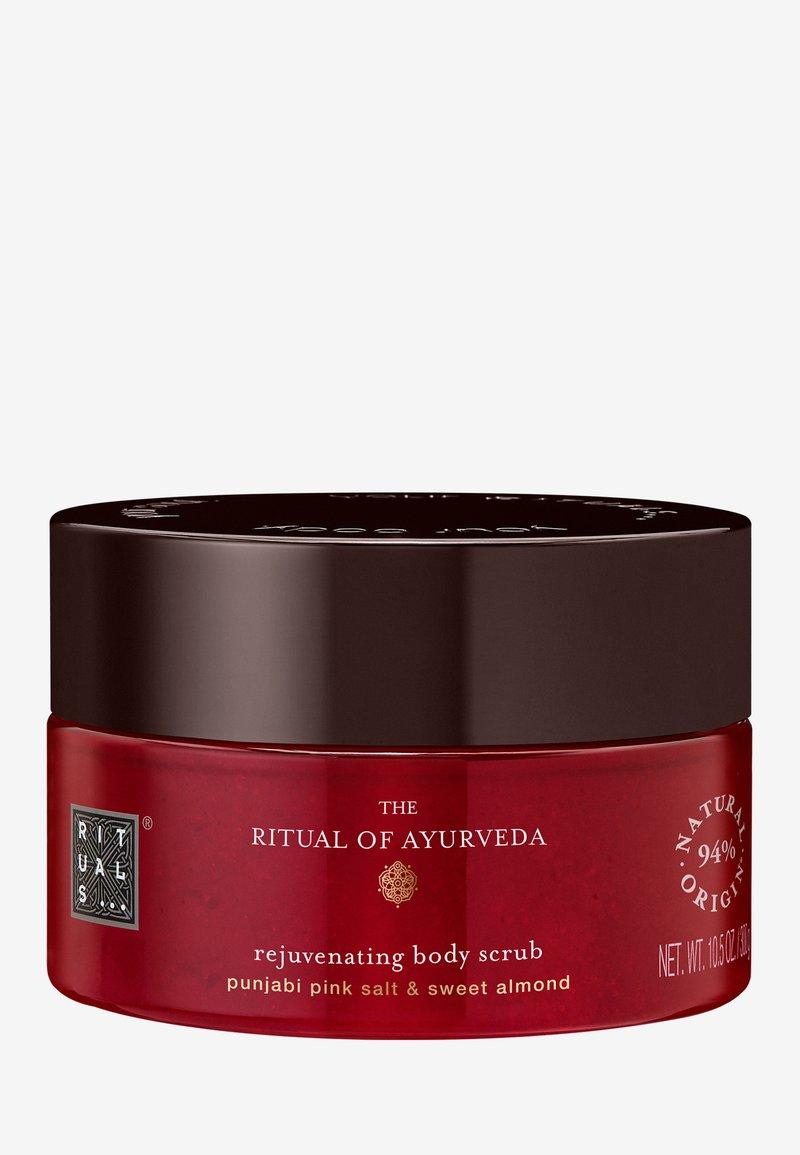 Rituals - THE RITUAL OF AYURVEDA BODY SCRUB - Body scrub - -