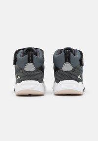 Viking - ARENDAL MID GTX UNISEX - Hiking shoes - black/charcoal - 2